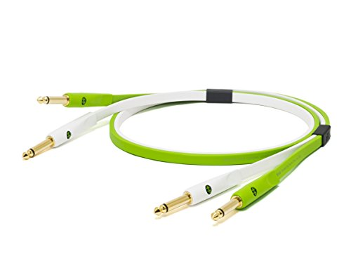 Neo NEOTS1M 1 m D + clase B 1/4 TS a 1/4 TS Cable