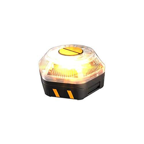 KSIX Luz Baliza Emergencia V16 Homologada para Coches y Motos