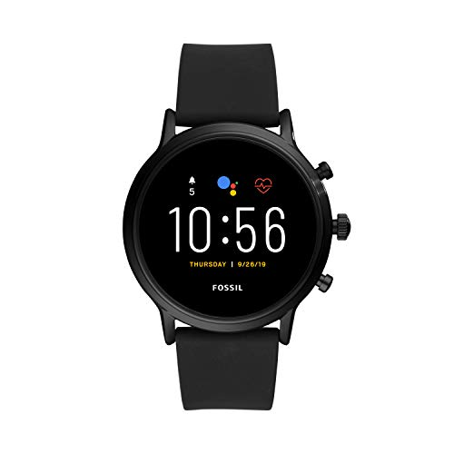 Fossil Smartwatch Gen 5 para Hombre con Pantalla Táctil, Altavoz, Frecuencia Cardíaca, GPS, NFC y...