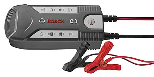Bosch C3 - cargador de baterías inteligente y automático - 6V/12 V / 3.8 A - para baterías de...