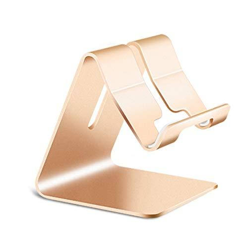 DDyna Soporte Universal para teléfono de aleación de Aluminio, Soporte de Montaje en Escritorio,...