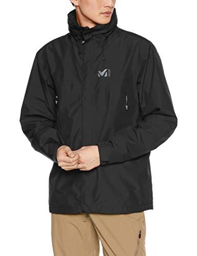 Millet Grands MonteTS GTX Jkt M Rain Jacket, Mens, Black-Noir, XS
