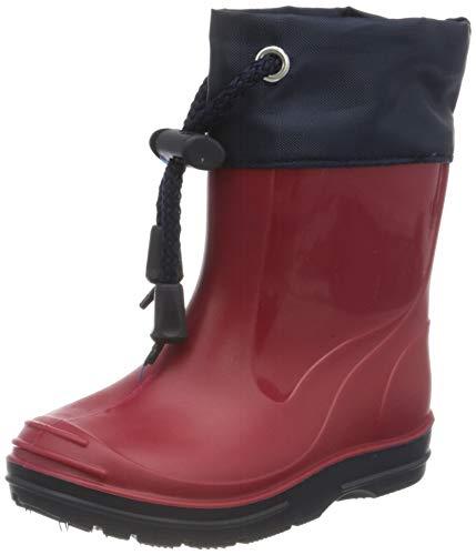 Beck Basic, Botas de Agua Unisex niños, Rojo (Rot 07), 21 EU