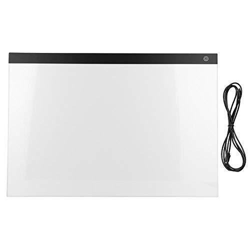FTVOGUE A2 LED Tracing Light Art Stencil Board Dibujo Pintura Copiar Pad Table Board Con Función de...