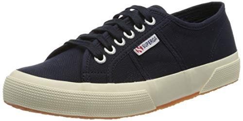 Superga 2750 COTU Classic Sneakers, Zapatillas Unisex Adulto, Azul (Navy S 933), 35 EU