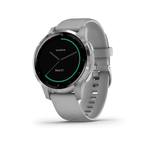 Garmin Vívoactive 4S - Reloj inteligente con GPS y funciones de control de la salud durante todo el...