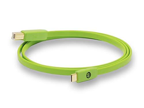 Neo by Oyaide d+ USB tipo C (tipo C - tipo B) cable digital de alta velocidad y duradero para DJs,...