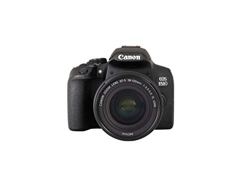 Canon EOS 850D+EF-S 4,0-5,6/18-135 mm IS STM Kit