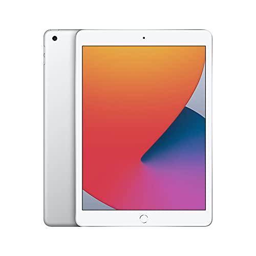 2020 Apple iPad (de 10,2Pulgadas, con Wi-Fi y 32GB) - Plata (8.ªgeneración)