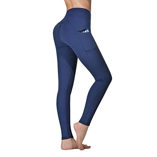 Vimbloom Pantalón Deportivo de Mujer Cintura Alta Leggings para Running Fitness Yoga Leggings...