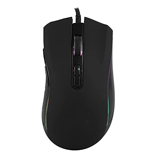 Ratones con Cable Backlits Gaming Conveniente Juego USB para computadora para PC para Escritorio