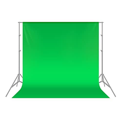 Neewer 10083667 Pro Fondo fotográfico 1,8 x 2.8M, Plegable Telón de Fondo de 100% Pura Muselina...