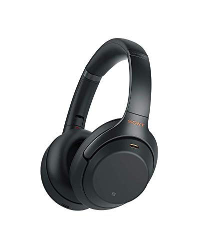 Sony WH1000XM3 - Auriculares inalámbricos Noise Cancelling (Bluetooth, compatible con Alexa y...
