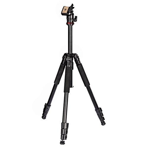 Hama Traveller 163 Ball Digitales/cámaras de película Negro tripode - Trípode (Digitales/cámaras...