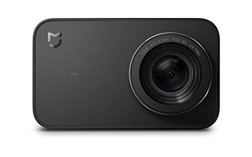 Xiaomi Mi Action Camera 4K - Cámara Deportiva (graba 4K a 30 fps, Gran Angular de 145°,...