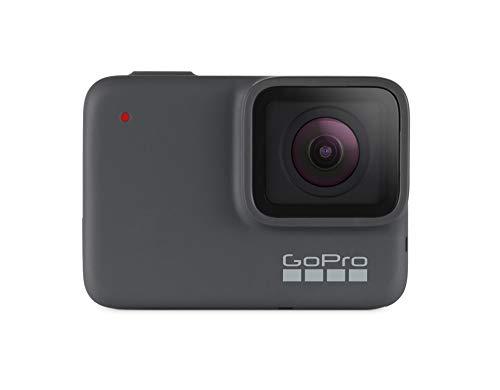 Gopro Hero7 Silver - Cámara de Acción, Sumergible Hasta 10M, Pantalla Táctil, Vídeo 4K Hd, Fotos...