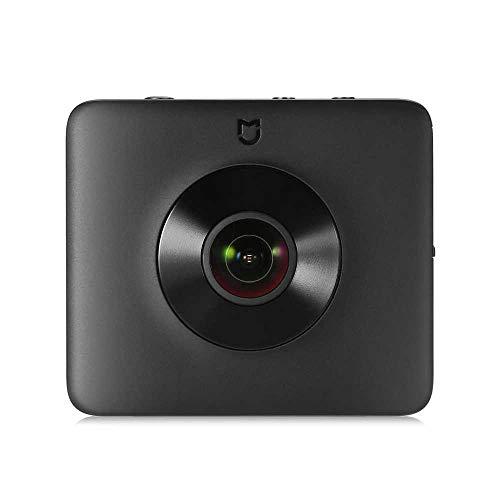 Xiaomi Mi Sphere Camera Kit - Cámara Deportiva panorámica 360° (3.5K a 30 fps, 2 Lentes Ojo de...