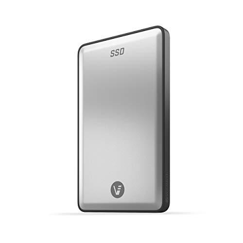 VectoTech Rapid 2TB SSD externo USB-C unidad de estado sólido portátil (USB 3.1 Gen 2) -...