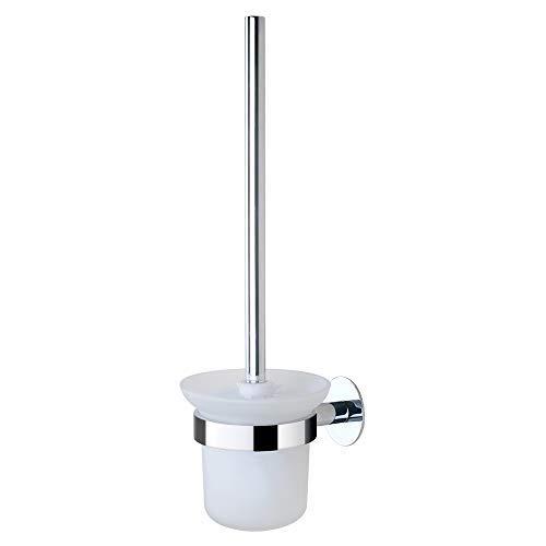 GERUIKE Escobilla Baño Inodoro Cepillo del Escobilla de baño escobillero Acero Inoxidable con...