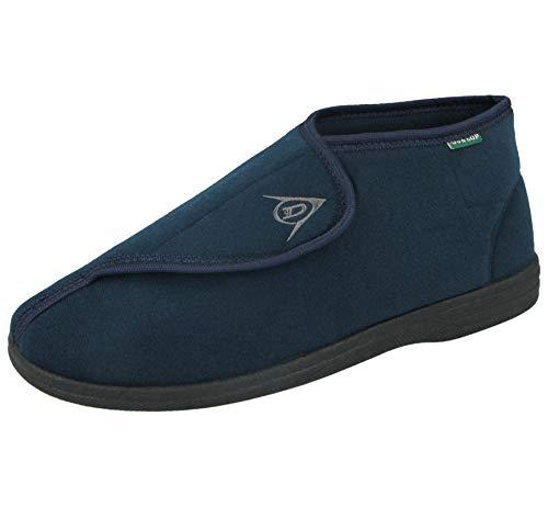 Dunlop - Zapatillas de estar por casa para hombre