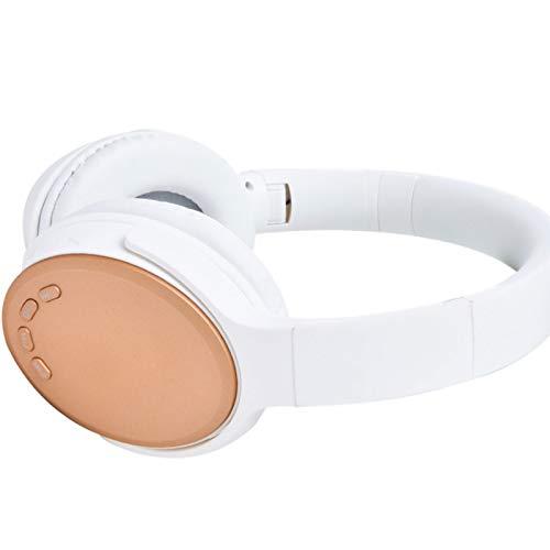 Wsaman Auriculares para DJ con Cancelación de Ruido, Auriculares inalámbricos Bluetooth para...