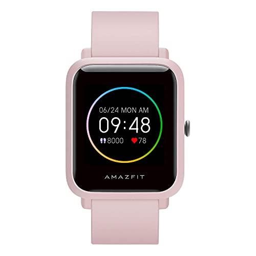 Amazfit Bip S Lite Smartwatch Ftiness Reloj Inteligente Deporte Pantalla Transflectiva Siempre...