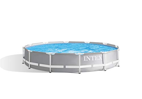 Intex 26710NP Piscina desmontable redonda, 366 x 76 cm