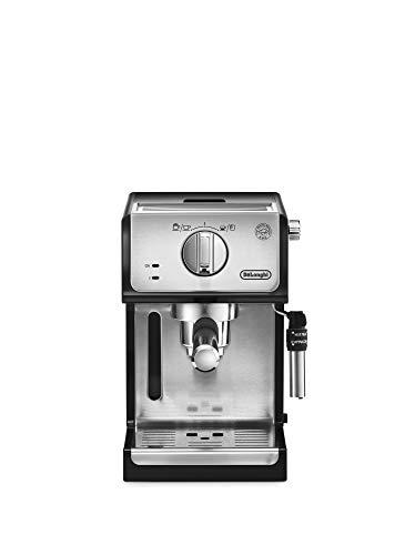 De'longhi - Cafetera de Bomba Tradicional para Espresso y Cappuccino, Admite Café Molido y...