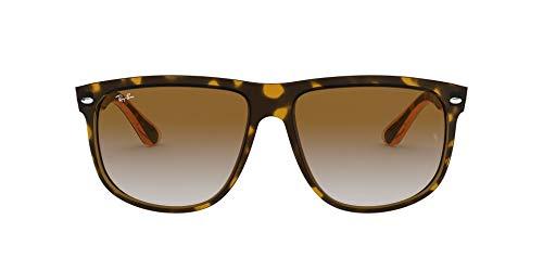 Ray-Ban Mod. 4147 Gafas de sol, Light Havana, 55 para Hombre