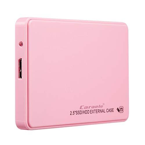 B Baosity Portátil Disco Duro Externo Velocidad de Transferencia Superrápida con Cable USB - 500GB