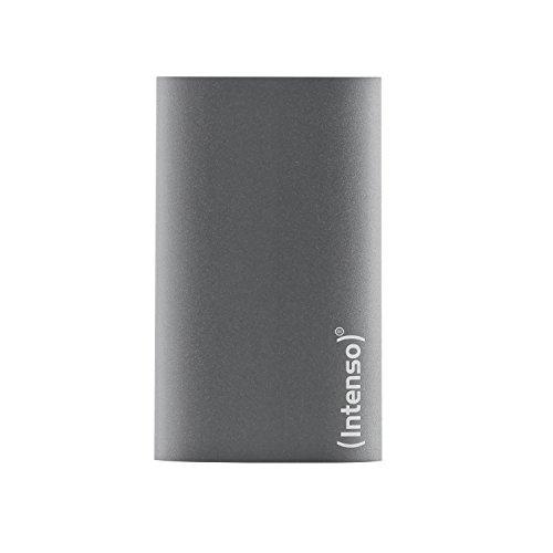 Intenso 3823430Portable SSD 128GB Premium Edition USB 3.0Disco Duro Externo SSD Aluminio...