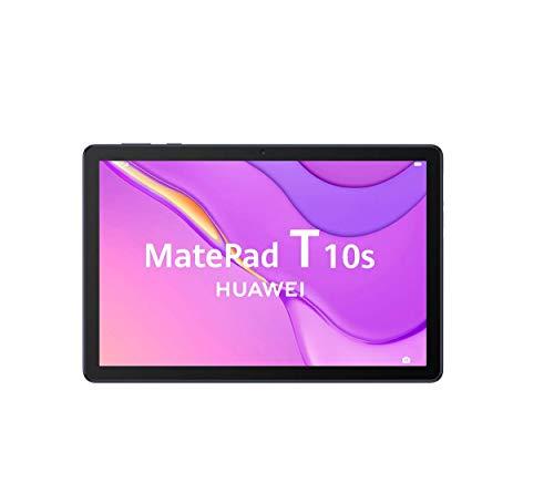 HUAWEI MatePad T10s - Tablet de 10.1' con pantalla FullHD (WiFi, RAM de 3GB, ROM de 64GB, procesador...