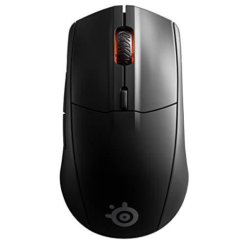 SteelSeries Rival 3 Wireless, Ratón Para Gaming, Batería Con Más De 400 Horas De Duración,...