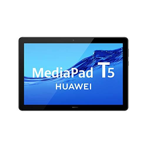 HUAWEI Mediapad T5 - Tablet de 10.1' FullHD (Wi-Fi, RAM de 2GB, ROM de 32GB, Android 8.0, EMUI 8.0),...