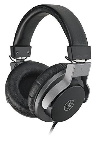 Yamaha HPH-MT7 Auriculares de estudio - Auriculares plegables de calidad con cable de 3 m y enchufe...