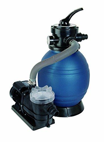 Depuradora T.I.P. para piscina, juego de filtros de arena SPF 250F, hasta 6.000L/h