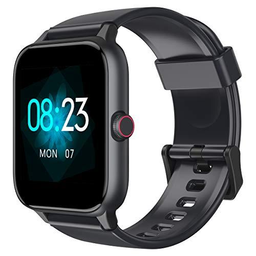Blackview Smartwatch R3Pro Reloj Inteligente con Pulsómetro, Monitor de Sueño, Cronómetros,...