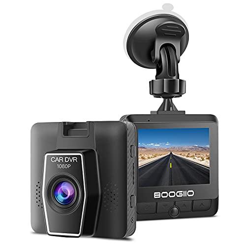 Cámara de Coche Grabadora Dash CAM 1080P Full HD,2.4 'Pantalla IPS,G-Sensor,Monitor de...