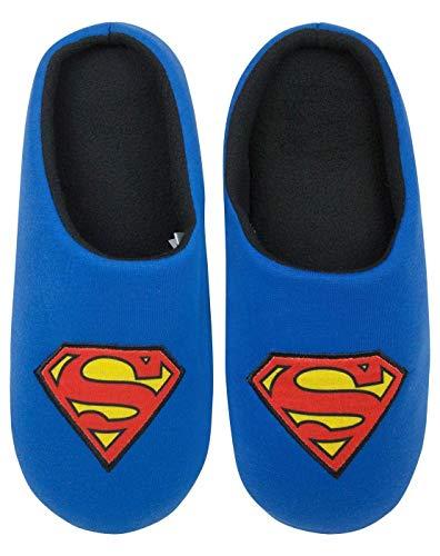 DC Comics Superman Azul del Logotipo de los Hombres de los Deslizadores