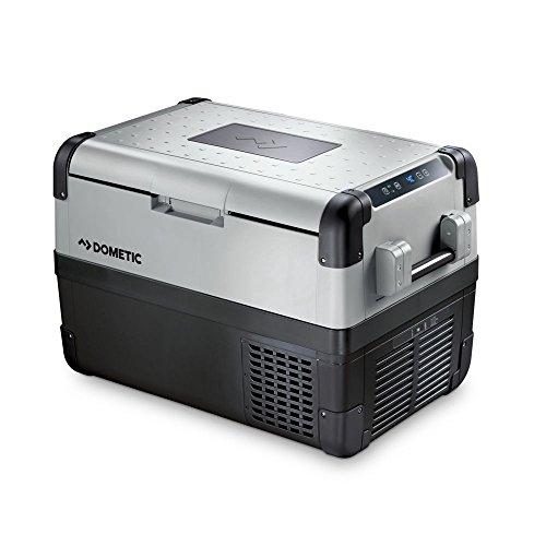 DOMETIC CoolFreeze CFX 50W - Nevera de compresor, conexiones 12/24/230 V, mini nevera de 46 l,...