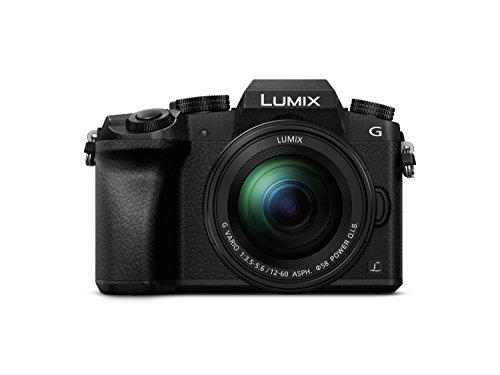 Panasonic Lumix DMC-G70MEG-K Cámara réflex Digital Juego de cámara SLR 16 MP Live Mos 4592 x 3448...