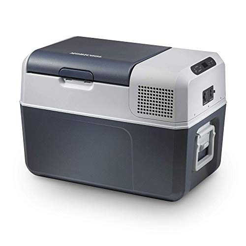 Mobicool FR40 Nevera y congelador de compresor portátil, 38 l, con una capacidad de refrigeración...