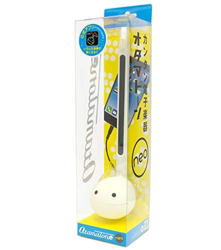Otamatone 'Neo 10th Anniversary Special Edition [Versión japonesa] Blanco - Sintetizador de...