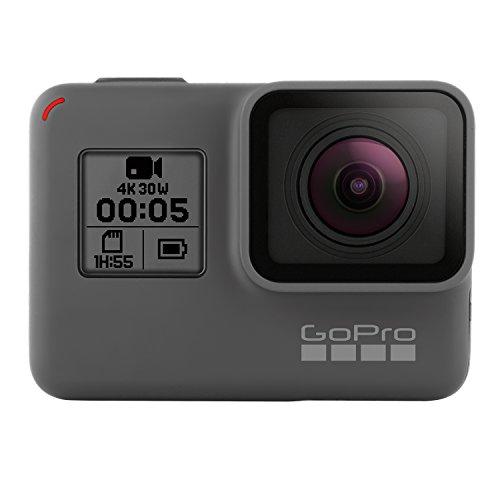 Cámara GoPro, Modelo Hero5, Color Negro