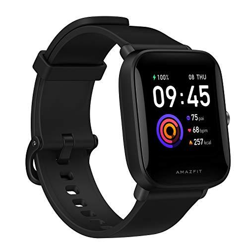 Amazfit Bip U Smartwatch Fitness Reloj Inteligente 60+ Modos Deportivos 1.43' Pantalla táctil a...