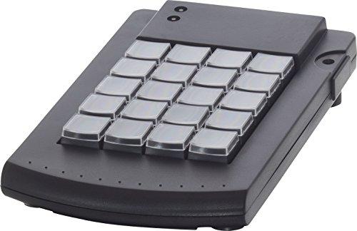 Expertkeys EK-20 Teclado USB programable libremente - libre configuración con 20 teclas