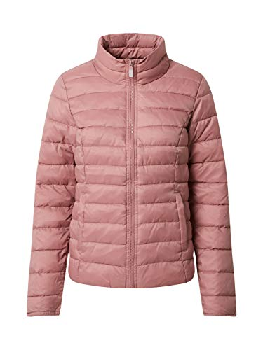 Only ONLNEWTAHOE Quilted Jacket CC OTW Steppjacke, Withered Rose/Detail:DTM LINING, XS para Mujer