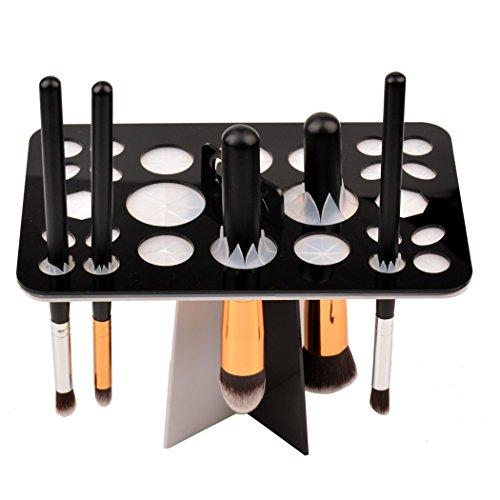 CkeyiN-Oraganizador Maquillaje ,Organizador de Cosméticos ,Secador Profesional para Pinceles y...