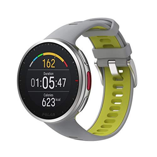 Polar Vantage V2 - Premium Multisport GPS Smartwatch, Registro de Frecuencia Cardíaca en la muñeca...