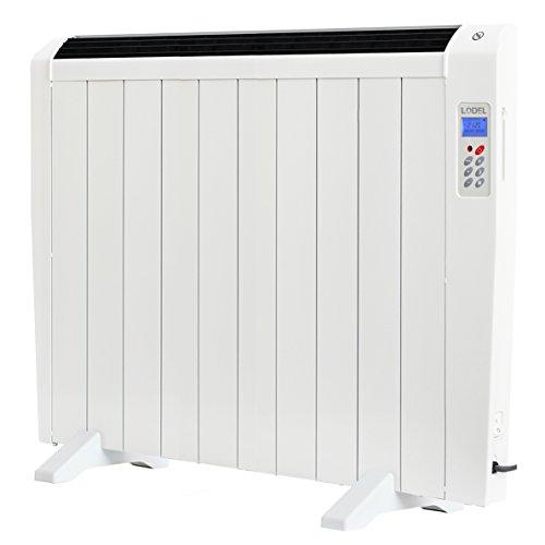 LODEL RA10 | Emisor Térmico Bajo Bajo Consumo | 1500W | 10 Elementos de Aluminio | 17 – 24m2 |...